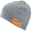 100% Beanie Essential Skully Fit Charcoal # SALE