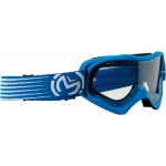 Moose Racing Youth Qualifier Goggle Blue-White Kids