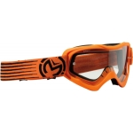 Moose Racing Qualifier Goggle Black-Orange