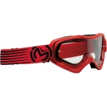 Moose Racing Youth Qualifier Goggle Red-Black Kids