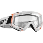 Thor Combat Sand Goggle Web Orange-White