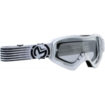 Moose Racing Qualifier Goggle White-Black