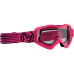 Moose Racing Youth Qualifier Goggle Black-Pink Kids