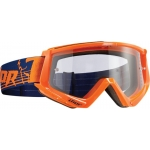 Thor Conquer Goggle Orange-Navy # SALE