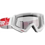 Thor Conquer Goggle Red-White # SALE