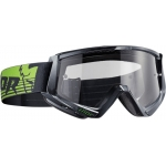 Thor Conquer Goggle Gunmetal-Green # SALE