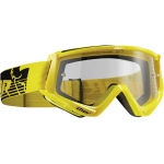 Thor Conquer Goggle Yellow-Black # SALE
