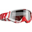 Thor Sniper Goggle Barred Red-White