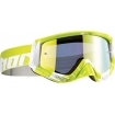 Thor Sniper Goggle Chase Lime-White