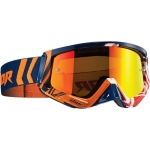 Thor Sniper Goggle Geo Navy-Red