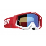Thor Sniper Pro Goggle Fader Red Spring 2020