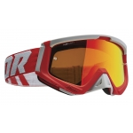 Thor Sniper Goggle Red-Grey