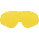 Moose Racing Qualifier Spare Glass Yellow