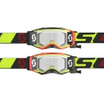 Scott Prospect WFS Goggle yellow-red / clear works 2019