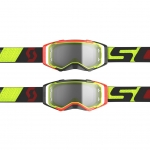Scott Prospect LS Goggle yellow-red / light sensitive grey works 2019