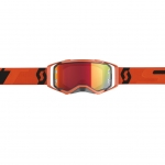 Scott Prospect Goggle black-orange / orange chrome works 2019