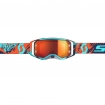 Scott Prospect Brille blue-orange / orange chrome works 2019