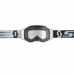 Scott Prospect Enduro Goggle black-white / clear 2019