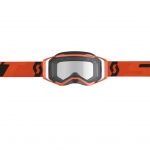 Scott Prospect Enduro Goggle black-orange / clear 2019