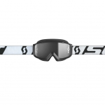 Scott Split OTG LS Goggle black-white / light sensitive grey works 2019