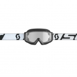 Scott Split OTG Goggle black-white / clear works 2019