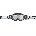 Scott Split OTG WFS Goggle black-white / clear works 2019