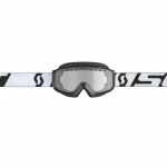 Scott Split OTG Enduro Goggle black-white / clear works 2019