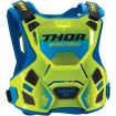 Thor Youth Guardian MX Brustpanzer Flo Green small Kids 2018