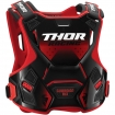 Thor Youth Guardian MX Brustpanzer Red-Black small Kids 2018