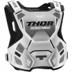Thor Youth Guardian MX Brustpanzer White-Black small Kids 2018
