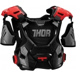 Thor Youth Guardian Brustpanzer Black-Red small Kids 2017-2018