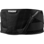 Thor Clinch Kidney Belt Black-White S/M # SALE