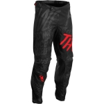 Thor Pulse Pants Counting Sheep Black-Red 2022