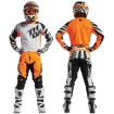 Thor Youth Fuse Air� Dazz Flo Orange-White Kids 2017