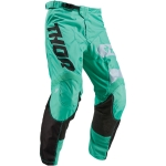 Thor Pulse Pants Savage Jaws Mint-Black 2019 # SALE
