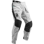 Thor Terrain Pants Light Gray-Black -in the boot- 2019-2020 # SALE