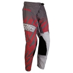 Moose Racing Qualifier Pants Charcoal-Gray-Red 2020