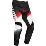 Thor Sector Pants Vapor Red-Black 2021