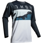 Thor Prime Pro Jersey Fighter Blue-Camo Spring 2019 # SALE