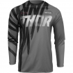 Thor Sector Jersey Tear Gray-Black 2022