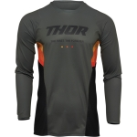 Thor Pulse Jersey React Army-Black 2022