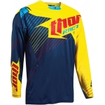 Thor Core Jersey Hux LE Navy-Yellow S # SALE