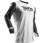 Thor Prime Fit™ Jersey Rohl Black-White 2017-2018 # SALE