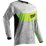 Thor Fuse™ Jersey High Tide Gray-Lime Spring Release 2018 # SALE