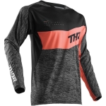 Thor Fuse™ Shirt High Tide Black-Coral Spring Release 2018 # SALE