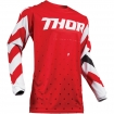 Thor Pulse Jersey Stunner Red-White 2019