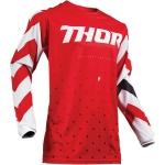 Thor Pulse Jersey Stunner Red-White 2019 # SALE