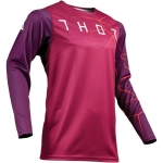 Thor Prime Pro Jersey Infection Maroon-Red Orange 2019 # SALE