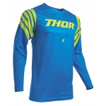 Thor Prime Pro Jersey Strut Electric Blue-Acid 2020 # SALE
