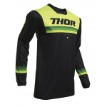 Thor Pulse Jersey Pinner Black-Acid 2020 L # SALE